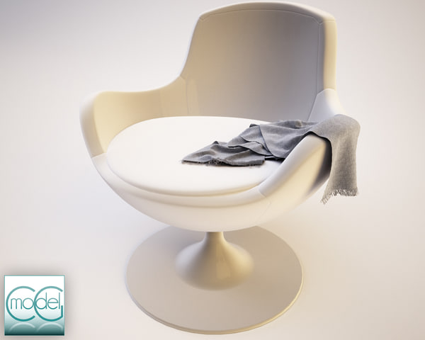 3ds max scarf