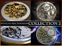 Watch mechanism coll 2