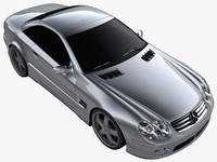 3ds mercedes benz sl500