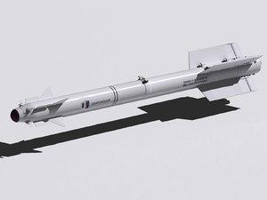 r-73l missiles 3d 3ds
