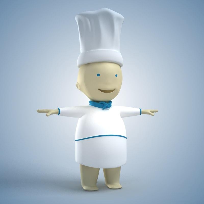 3ds max dough boy