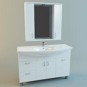 max set bathroom furniture vanity