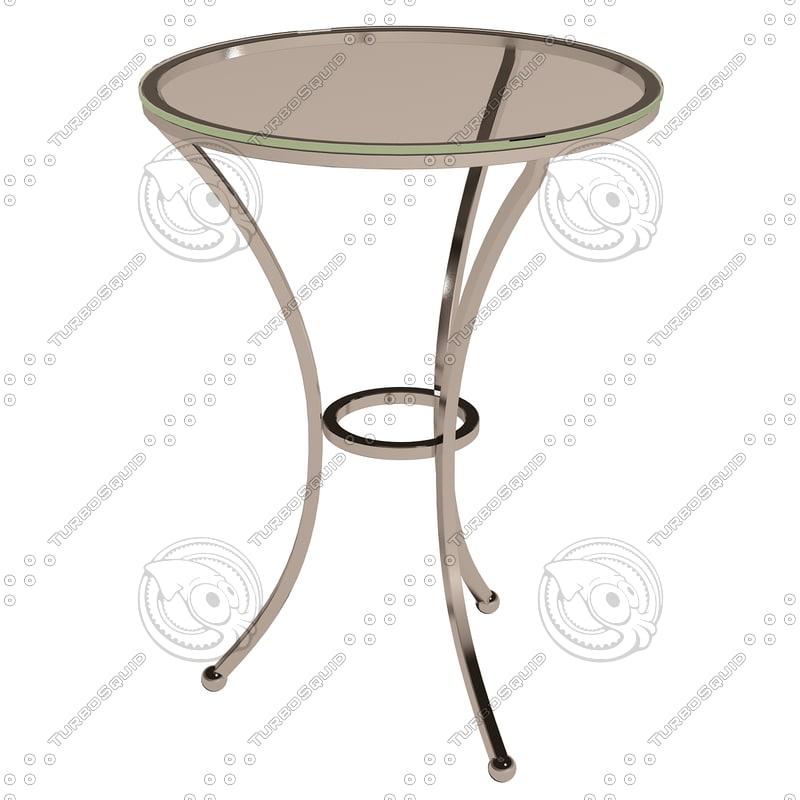 eichholtz table bistro paris max