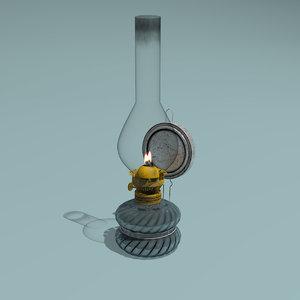 oil lamp max