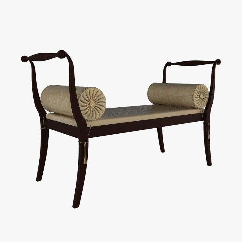 3d sofa pompei 2090