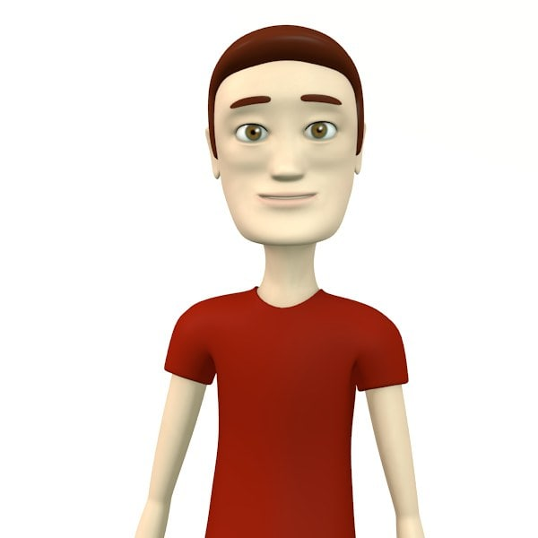 tom casual clothes 3ds
