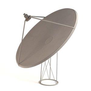 3d antenna model
