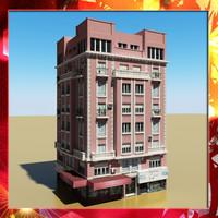 building 39 3d obj