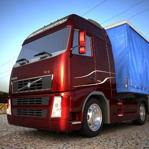 max fh-16 trailer