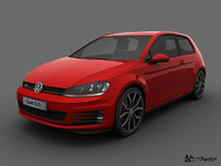 Volkswagen Golf GTI 3 doors 2014
