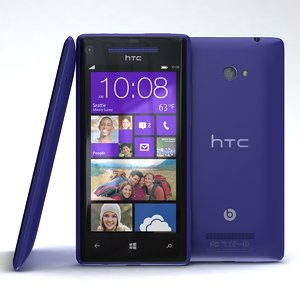 htc windows phone 8x 3d 3ds