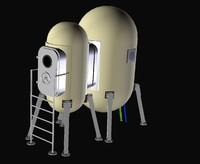 Habitation module