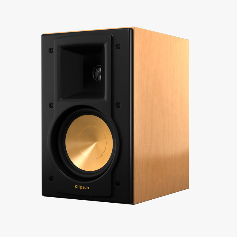 3d max klipsch reference rb41