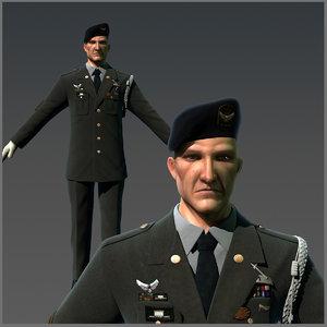 max soldier honour guard