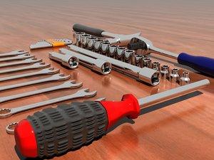 3ds max set tools