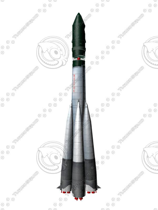 vostok rocket model - photo #11