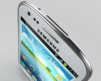 3d samsung galaxy mini model