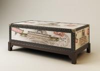 coffee table ottoman max