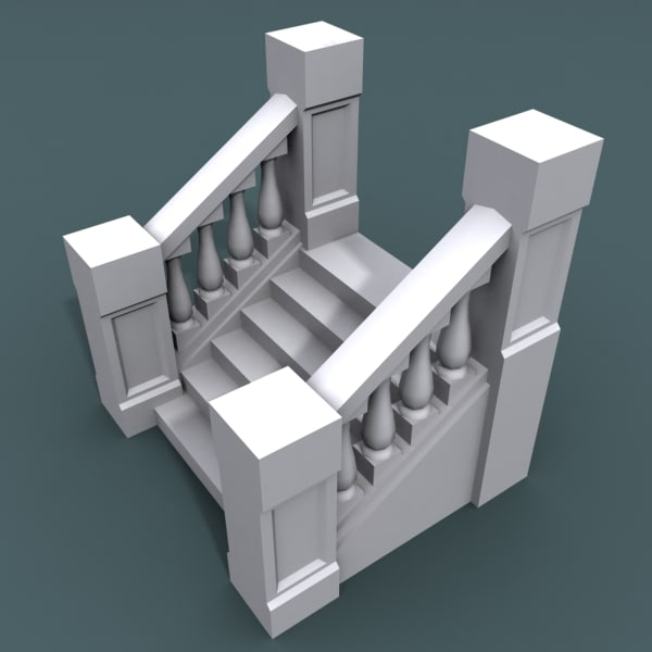 max stairs staircases