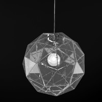 martinelli luce-poliedro ceiling light