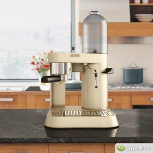 coban coffee machine 3d model