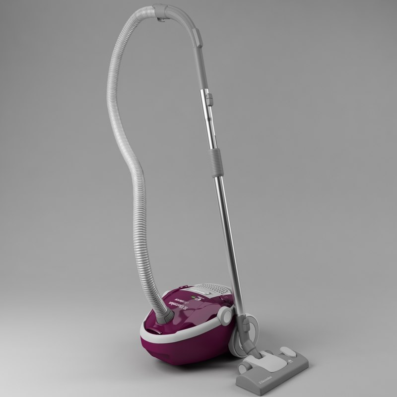 3d vacuum cleaner electrolux