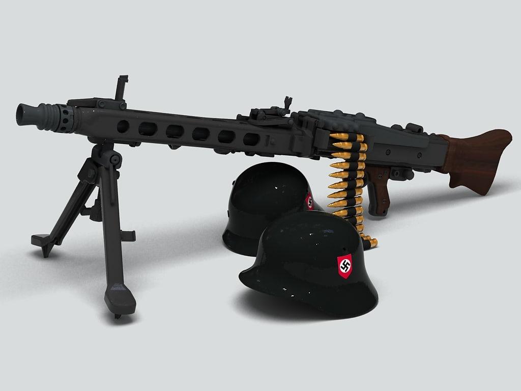 m42 machine gun