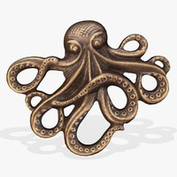 wall octopus fg 3d 3ds