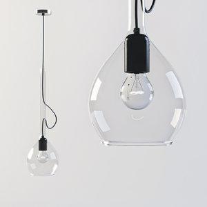 3d fbx chandelier lamp