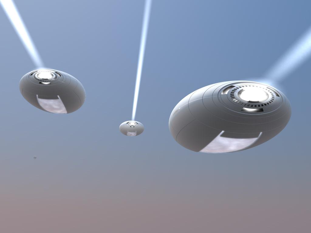 3d model of shuttle class