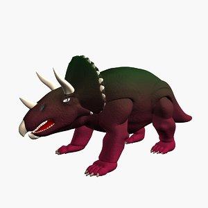 triceratops max