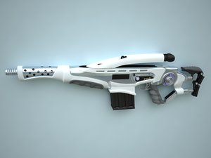rifle scifi sci max