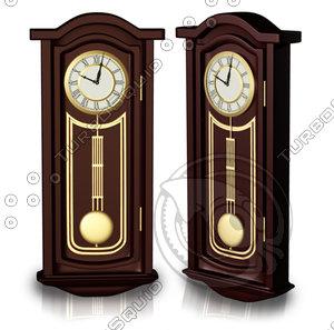 maya clock pendulum