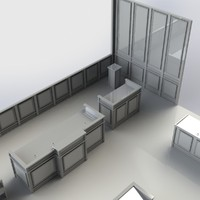Furniture For The Courtroom