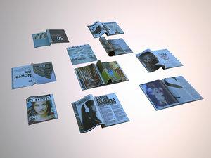 3ds max magazines