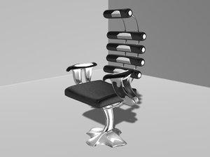 office chair 3d ma