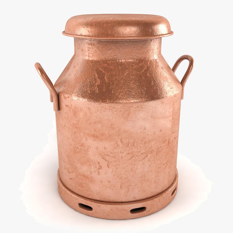 milk drum old max