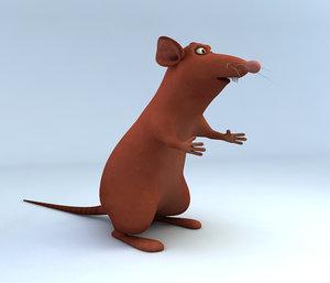 3d rat