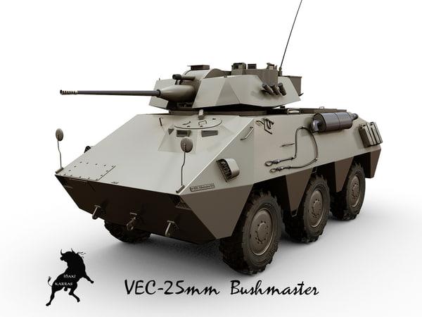 3d bushmaster model
