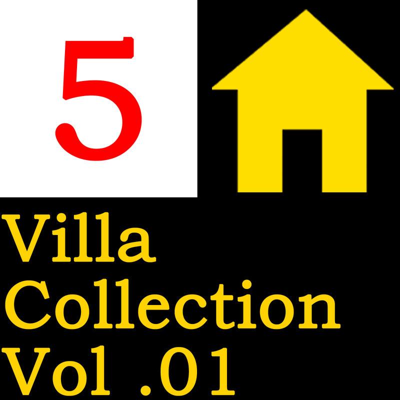 3ds max villa apartment buildings