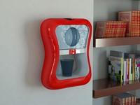 water dispenser 3ds