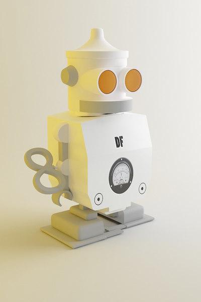 max robotic kitchen toy
