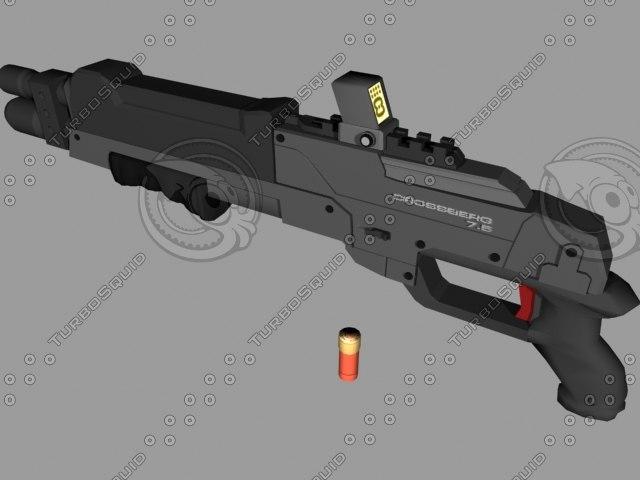 shotgun 12 max free