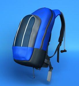 backpack 3d lwo