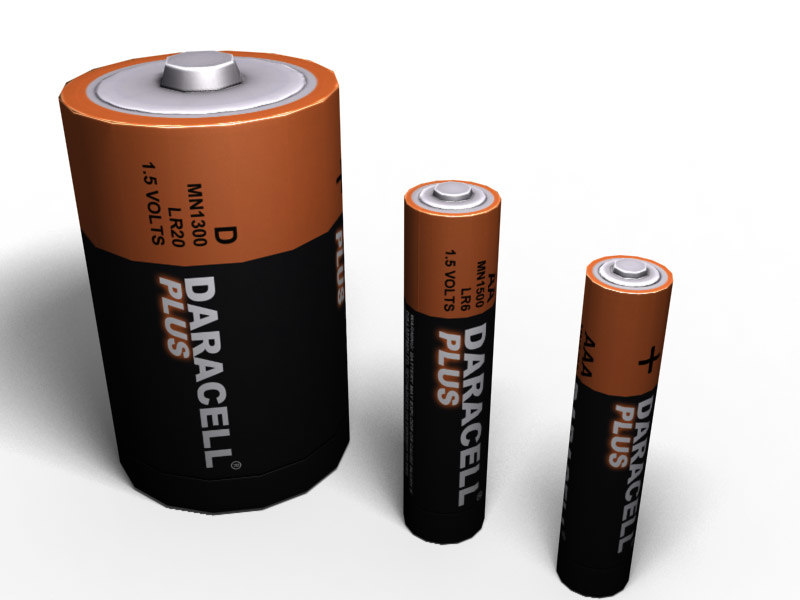 batteries 3ds