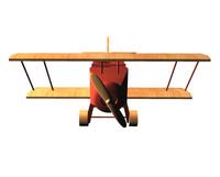Toy Biplane