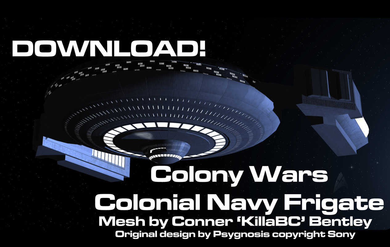 colonial frigate max free
