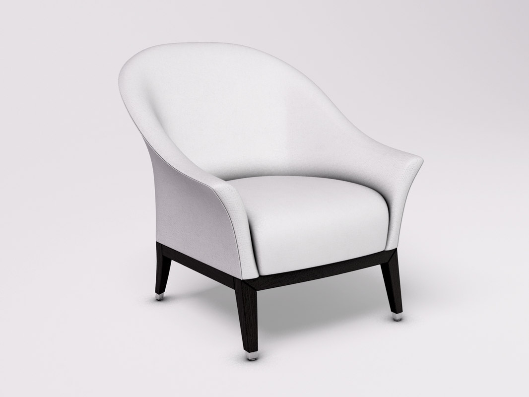 obj chair wychwood design