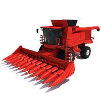 Combine Harvester V3