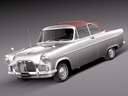 Ford Zephyr 3D models